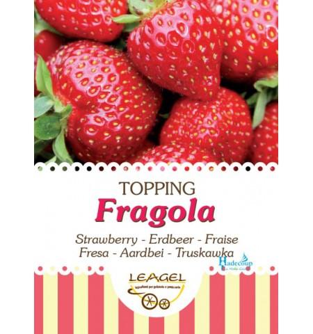 Leagel - aardbei---fragola-topping