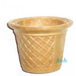 Hadecoup Ice Cream Cones - reuzenbeker-soft---65x55mm-320-stuks