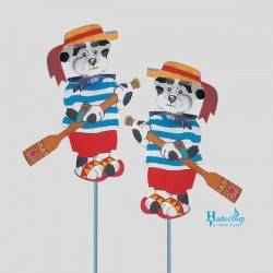 Hadecoup Decorations - bc117---cartoon-250-stuks