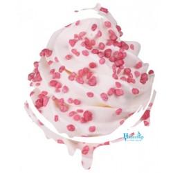 Hadecoup Dippings - aardbei---fragola-pearls-1-kg