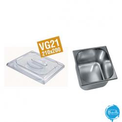 Hadecoup Equipments - deksel-plastiek-voor-ijsbak-210-200