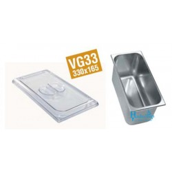 Hadecoup Equipments - deksel-plastiek-voor-vitrinnebak-330--165