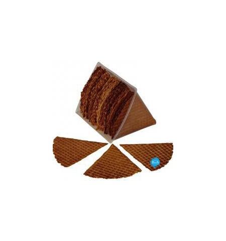 Hadecoup Ice Cream Bisqui - waaier-artisanaal-216-stuks