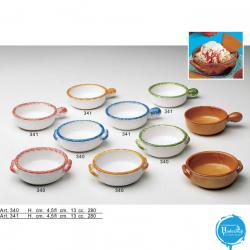 Hadecoup Coupes - ab1341---spagetti-schaaltje-4-kleuren