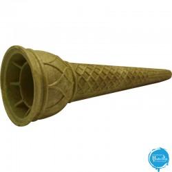 Hadecoup Ice Cream Cones - cornet-soft-groen---50x125mm-140-stuks