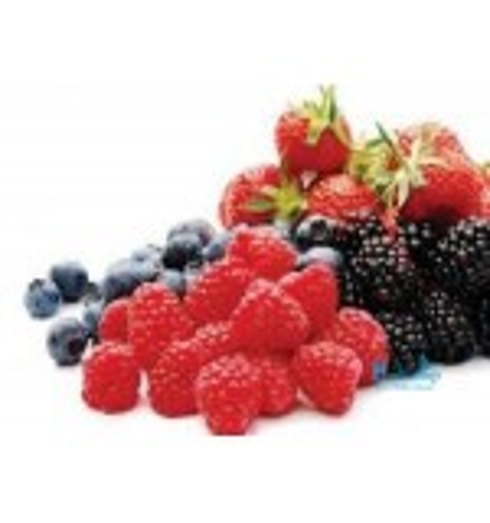 Pregel - bosvruchten---frutto-di-bosco-centorighe