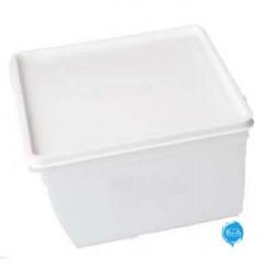 Hadecoup Packaging - deksel-ijsdoos-25l--5l-wit