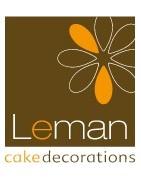 Leman Cake decorations
